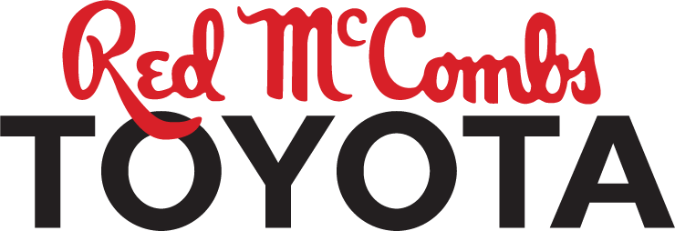 Red McCombs Toyota Logo